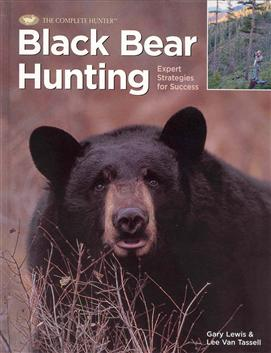 Black Bear Hunting book