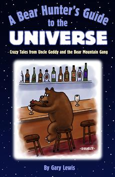 A Bear Hunter's Guide to the Universe Book-A-Bear-Hunters-Guide-to-the-Universe