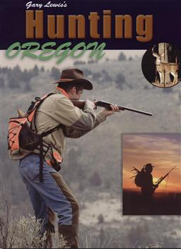 the new Hunting Oregon book